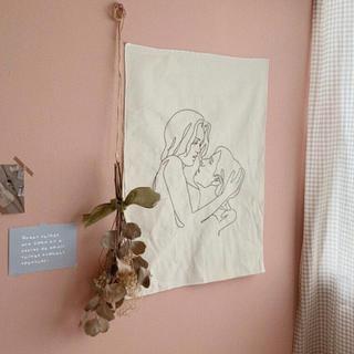 タペストリー 壁掛け ウォールフラッグ ファブリックポスター(アート/写真)