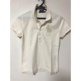 ラルフローレン(Ralph Lauren)の◇レア ラルフローレン ビッグポニー パール  半袖 ポロシャツ M (ポロシャツ)