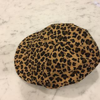 Ray BEAMS - 美品♡RAYBEAMSレイビームス♡レオパード柄ハンチング帽