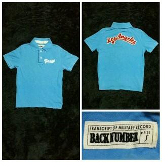 バックナンバー(BACK NUMBER)のBACKNAMBER!ポロシャツ!7(ポロシャツ)