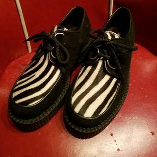 アンダーグラウンド(UNDERGROUND)のUNDERGROUND ラバーソール(ローファー/革靴)