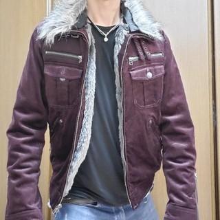 ルパート(RUPERT)のRUPERT ライダースジャケット(ライダースジャケット)