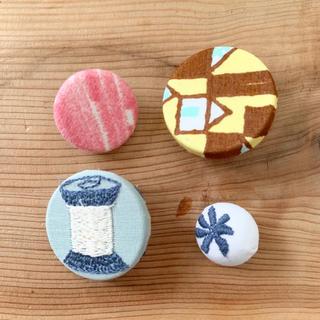 ミナペルホネン(mina perhonen)の正規品 minaperhonen ボタン(各種パーツ)
