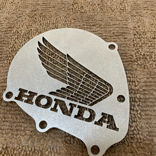 ホンダ - CBX400F CBX CBR スタータープロテクターカバー