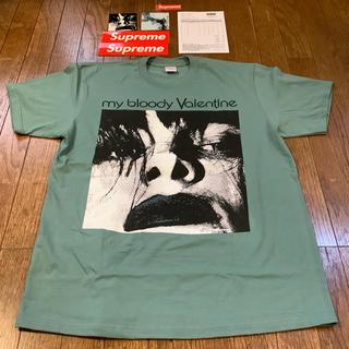 シュプリーム(Supreme)のL おまけ付き シュプリーム 2020SS week9 Tシャツ マイブラ 緑(Tシャツ/カットソー(半袖/袖なし))
