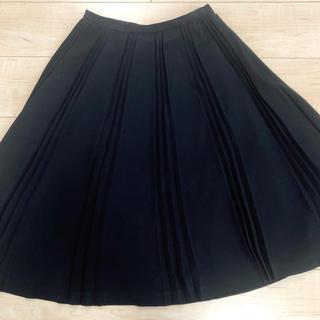 アウラアイラ(AULA AILA)の新品♥AULAAILA♥プリーツスカート(ひざ丈スカート)