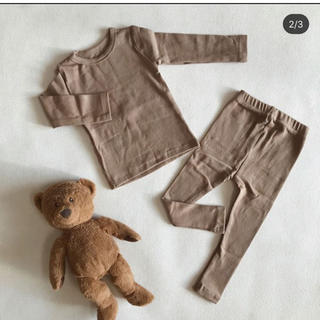 petit main - 韓国子供服 セットアップ