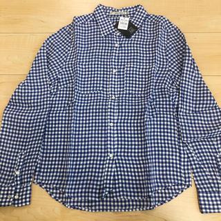 アウラアイラ(AULA AILA)の新品♥AULAAILA♥ギンガムチェックシャツ(シャツ/ブラウス(長袖/七分))