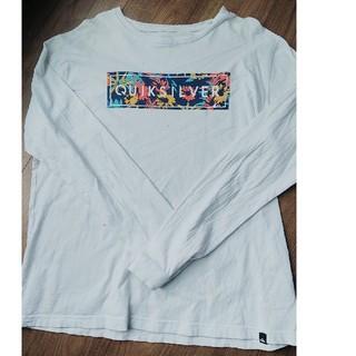 クイックシルバー(QUIKSILVER)のほん様☆Quicksilver ロングTシャツ(Tシャツ/カットソー(七分/長袖))