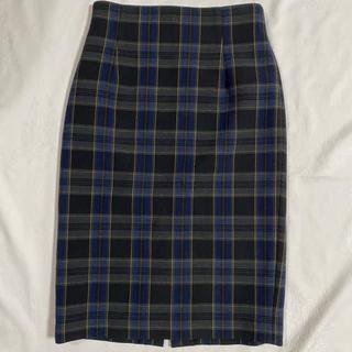 アウラアイラ(AULA AILA)のAULAAILAデザインスカート(ロングスカート)