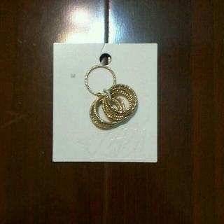 エイチアンドエム(H&M)のH&M ゴールドリング (リング(指輪))
