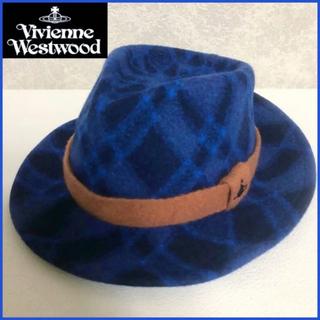 ヴィヴィアンウエストウッド(Vivienne Westwood)のVivienne Westwood ストローハット(ハット)