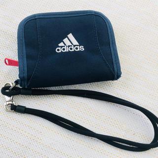 アディダス(adidas)のadidasアディダス財布マジックタイプ(財布)