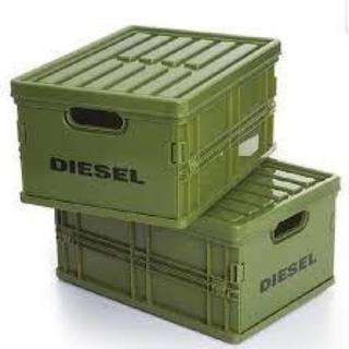 ディーゼル(DIESEL)のDIESEL コンテナボックス 2個セット ディーゼル(ケース/ボックス)