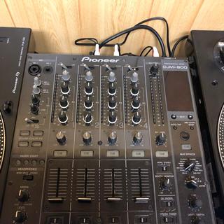 パイオニア(Pioneer)のPioneer DJセットPLX-500K/DJM800/RANE serato(PCDJ)