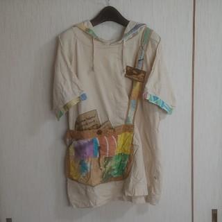 エルロデオ パーカーTシャツ