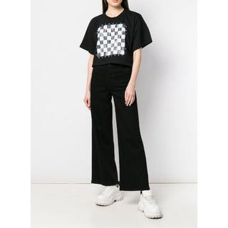 エムエムシックス(MM6)のMM6 Maison Margiela エムエムシックス プリント Tシャツ(Tシャツ(半袖/袖なし))