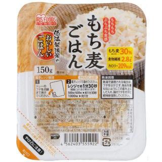 アイリスオーヤマ(アイリスオーヤマ)のRose様専用低温製法米のおいしいごはん もち麦ごはん(米/穀物)