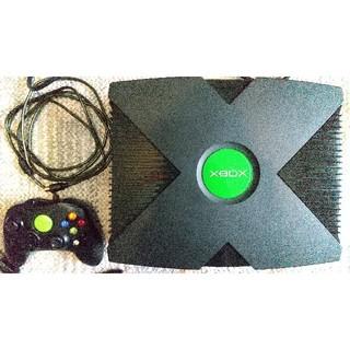 エックスボックス(Xbox)のXBox 本体(家庭用ゲーム機本体)