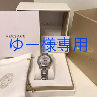 ヴェルサーチ(VERSACE)のヴェルサーチ Versaceメンズ腕時計◆新品未使用(腕時計(アナログ))
