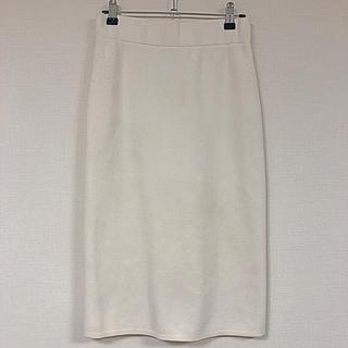 ハイク(HYKE)のHYKE ニットタイトスカート(ひざ丈スカート)
