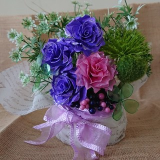 ・*:.。.[感謝を贈る].。.:*薔薇の花(その他)