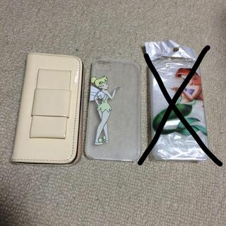 iphone 5S アリエル ディズニー(モバイルケース/カバー)