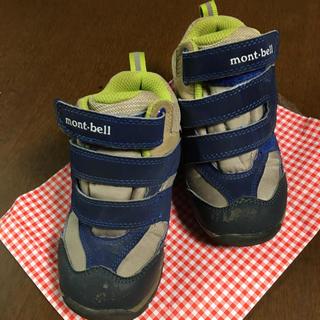 モンベル(mont bell)のモンベルトレッキングスニーカー 17(アウトドアシューズ)