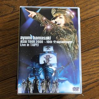 ayumi hamasaki ASIA TOUR 2008~10th Anniv(ミュージック)
