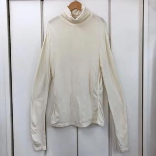 モンクレール(MONCLER)のMONCLER タートルネック カットソー(XS)(Tシャツ/カットソー(七分/長袖))