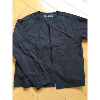 ムジルシリョウヒン(MUJI (無印良品))の無印 美品羽織り(ブルゾン)