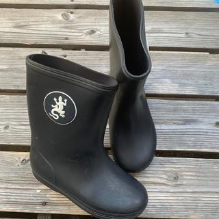 アニエスベー(agnes b.)のアニエスベー レインブーツ 16センチ(長靴/レインシューズ)