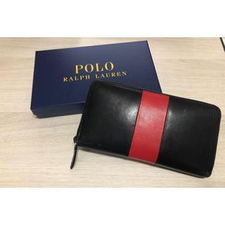 ポロラルフローレン(POLO RALPH LAUREN)のポロ ラルフローレン 長財布(長財布)