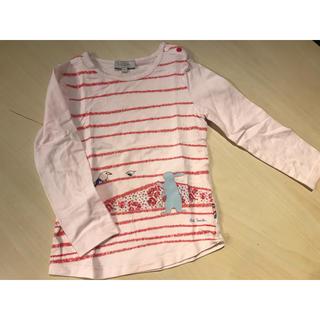 ポールスミス(Paul Smith)のポールスミス ベイビーロングTシャツ(Tシャツ/カットソー)