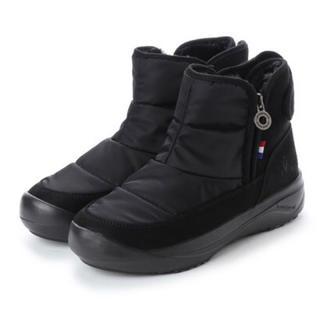 ルコックスポルティフ(le coq sportif)の新品✨定価12100円 ルコックスポルティフ ブーツ  23、24、25cm (ブーツ)