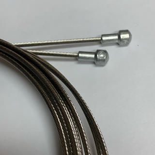 純正カンパニョーロ ブレーキインナーケーブル後用2本セット(長さは約160cm)(パーツ)
