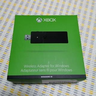 エックスボックス(Xbox)のXbox Wireless Adapter for Windows(PC周辺機器)