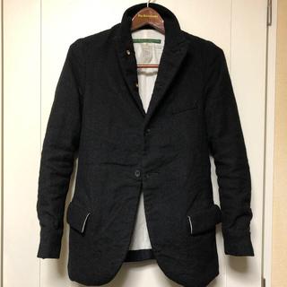 ポールハーデン(Paul Harnden)の【メガネ様専用】Paul Harnden Men's Blazer 黒(テーラードジャケット)