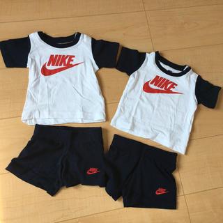 ナイキ(NIKE)のナイキ 70〜75センチ Tシャツ パンツ 1セット(その他)