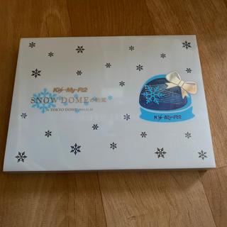 キスマイフットツー(Kis-My-Ft2)のkis-my-ft2 SNOW DOMEの約束 DVD(ミュージック)