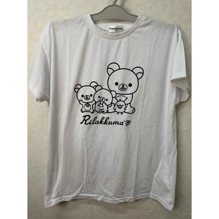 サンエックス(サンエックス)のn201  リラックマ Tシャツ 4L(Tシャツ/カットソー(半袖/袖なし))