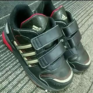 アディダス(adidas)の美品♡adidas♡スニーカー14cm(スニーカー)