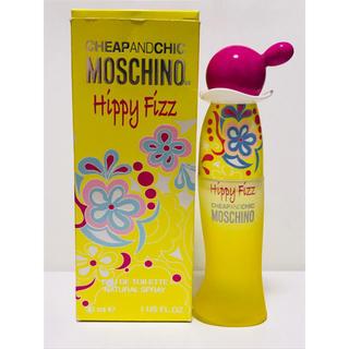 MOSCHINO - モスキーノ ヒッピーフィズ 香水 30ml