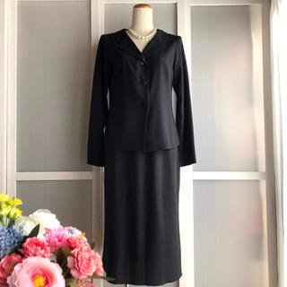 アニエスベー(agnes b.)の【anges b.】ブラックフォーマル スーツ セットアップ(スーツ)