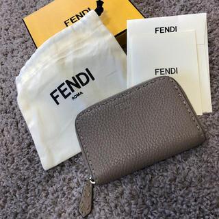 FENDI - FENDI 確実本物 セレリア コイン カード ケース コンパクト 財布 サイフ