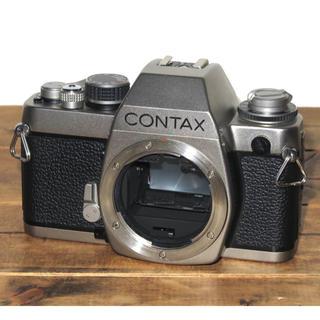 キョウセラ(京セラ)のCONTAX S2 ボディ(フィルムカメラ)