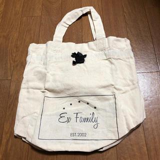 エグザイル(EXILE)のEX FAMILY トートバッグ(国内アーティスト)