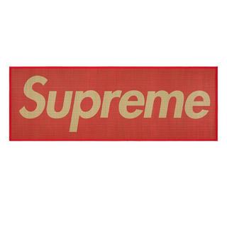 シュプリーム(Supreme)のWoven Straw Mat(カーペット)