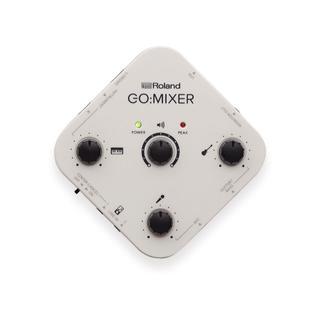 ローランド(Roland)の新品 Roland GO:MIXER オーディオインターフェース ミキサー(ミキサー)