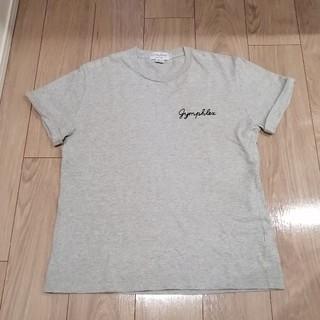ジムフレックス(GYMPHLEX)のジムフレックス Tシャツ グレーMサイズ(Tシャツ/カットソー(半袖/袖なし))